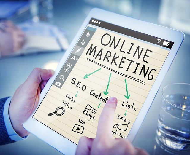 Online marketing és a halak melegítése